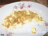 Приготовление слоеного салата из тунца: шаг 2