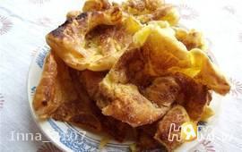 Альмойшавена  - сладкая испанская лепешка