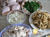 Приготовление запеченных куриных бедрышек: шаг 2