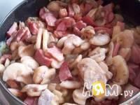 Приготовление макарон по-французски: шаг 2