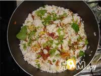 Приготовление куриных Бириани: шаг 6