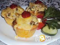 Приготовление закуски Сплошное удовольствие: шаг 8