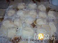 Приготовление пирога-гармошки: шаг 6