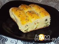 Приготовление пирога-гармошки: шаг 11