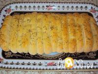 Приготовление пирога-гармошки: шаг 12