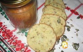 Творожно-зерновые булочки (выпечка в банке)