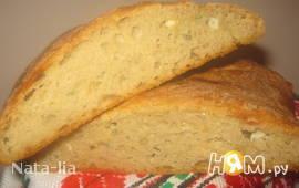 Картофельный хлеб с Дор блю
