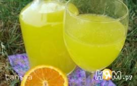 """Апельсиновый напиток """"Оранж"""""""