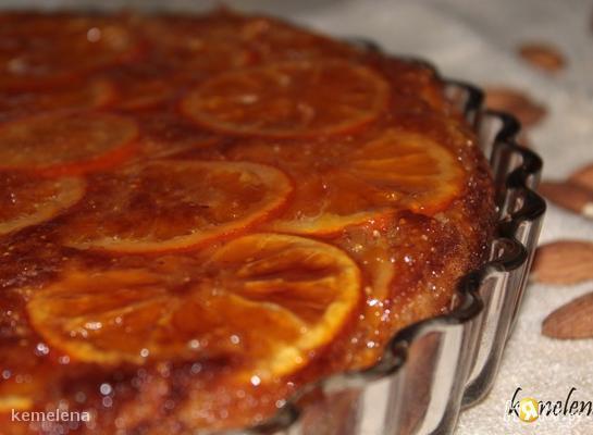 Рецепт Татэн с мандаринами