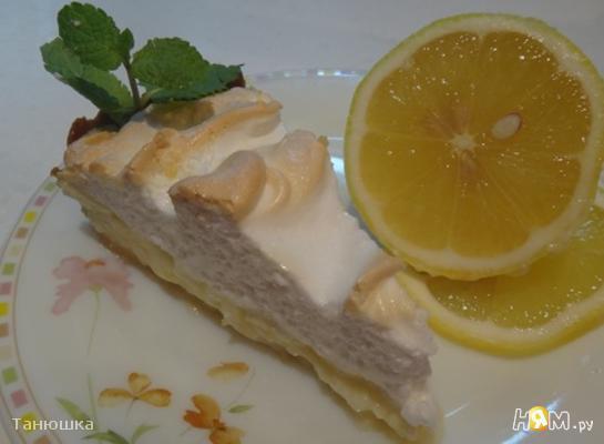 Рецепт Лимонный пай