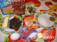 Приготовление шоколадного печенья: шаг 1
