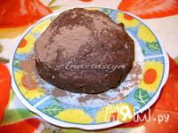 Приготовление шоколадного печенья: шаг 4