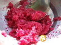 Приготовление сухого варенья из роз: шаг 2