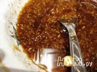 Приготовление мяса в имбирном соусе: шаг 5