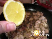 Приготовление мяса в имбирном соусе: шаг 7