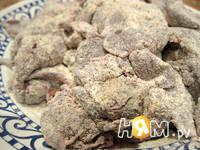 Приготовление тушеной куриной печени: шаг 7
