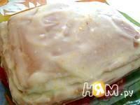 Приготовление торта Кокетка: шаг 5
