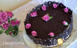 """Кофейно-шоколадный торт """"Доброе утро"""""""