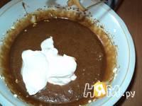 Приготовление кофейно-шоколадного торта Доброе утро: шаг 7