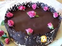 Приготовление кофейно-шоколадного торта Доброе утро: шаг 13