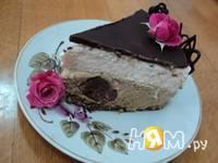 Приготовление кофейно-шоколадного торта Доброе утро: шаг 14