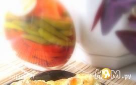 Запеканка из цветной капусты со шпинатом