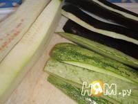 Приготовление рататуя: шаг 2