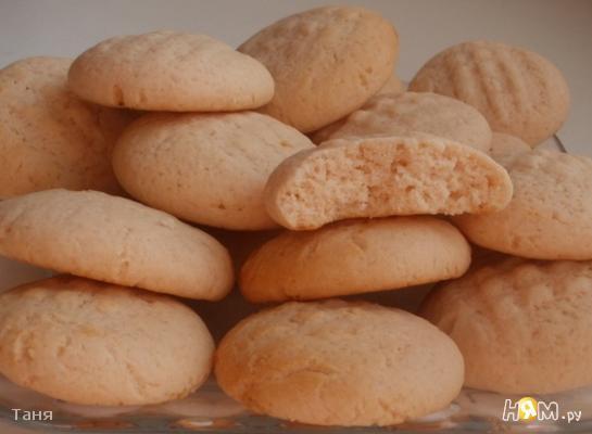 Печенье с желе