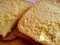 Приготовление апельсиновых пирожных: шаг 4