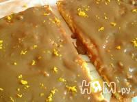 Приготовление апельсиновых пирожных: шаг 6