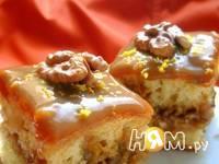 Приготовление апельсиновых пирожных: шаг 8