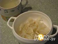 Приготовление салата Остренький кальмар: шаг 9