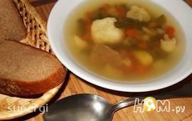 """Овощной суп """"Стройная фигура"""""""