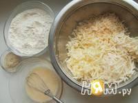 Приготовление печенья из плавленных сырков: шаг 1