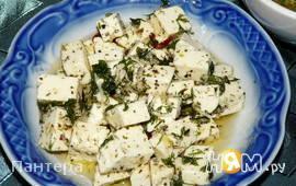 Маринованный сыр