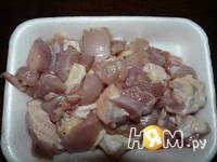 Приготовление куриного паштета: шаг 1