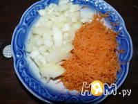 Приготовление куриного паштета: шаг 2