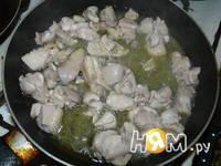 Приготовление куриного паштета: шаг 3