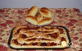 Пироги со сливой