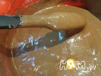 Приготовление рулета из шоколадного суфле: шаг 7