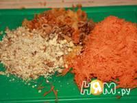 Приготовление морковного печенья: шаг 2