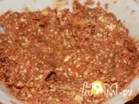 Приготовление морковного печенья: шаг 3