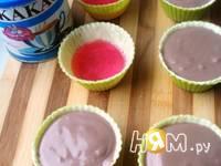 Приготовление желейных десертиков: шаг 2