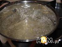 Приготовление десерта груша и свекла: шаг 4