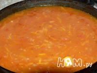Приготовление фаршированого перца: шаг 3