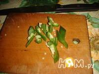 Приготовление армянского салата: шаг 4