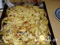 Приготовление мяса запеченного с овощами: шаг 6