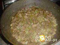 Приготовление чашушули: шаг 2