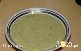 Зеленый соус острый