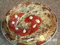 Приготовление торта кабочкового: шаг 3